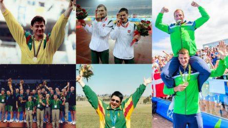 Per 30 atkurtos Lietuvos nepriklausomybės metų – 25 olimpiniai medaliai