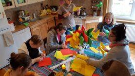 Įspūdinga KOVO 11-osios šventė Lyduvėnų parapijos bendruomenėje
