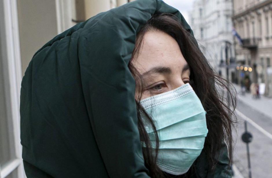 Dėl koronaviruso grėsmės – ekstremalios priemonės dvi savaites