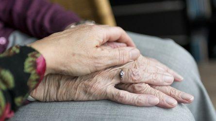 Koronavirusas: šiuo metu saugotis turime visi, senjorai – labiausiai