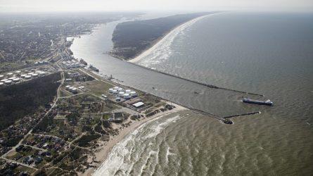 Paskelbta Klaipėdos valstybinio jūrų uosto direkcijos vadovo atranka