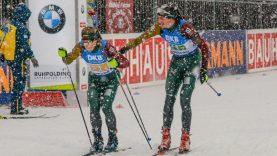 Biatlonininkai palengvino kovą dėl penkių olimpinių kelialapių – užėmė istorinę vietą