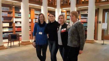 Švietimo bendruomenės atstovės stažavosi Suomijoje ir Estijoje