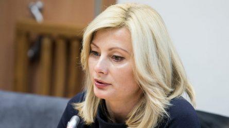 Rita Tamašunienė: pradės veikti dar vienas pasienio kontrolės punktas Lazdijai-Ogrodniki