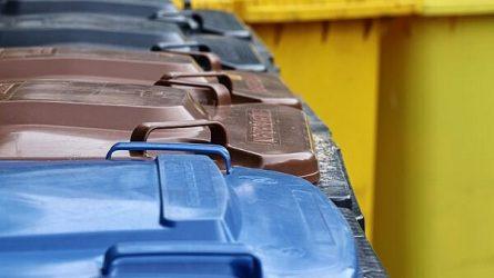Tolimesnis pakuočių atliekų konteinerių platinimas ir ženklinimas Skuodo rajone vyksta nepertraukiamai