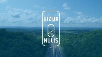 """Patvirtinta """"Vizija 0"""": siekis – iki 2050 m. nulis žuvusiųjų Lietuvos keliuose"""