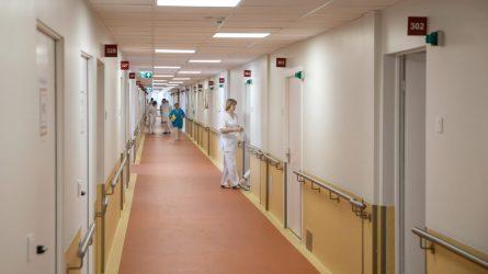 Verslas nupirko plaučių ventiliacijos aparatų – svarbi parama Vilniaus medikams