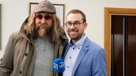 """Jau šį trečiadienį LRT  laidoje """"Nepažintas meras"""" Alytaus miesto meras Nerijus Cesiulis"""