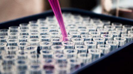 Koronovirusas pirmą kartą diagnozuotas vaikui