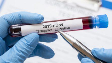 Šiandien nustatyta dar 16 koronavirusinės infekcijos atvejų