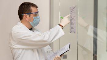 Kaunas tiesia pagalbos ranką su koronavirusu kovojantiems medikams