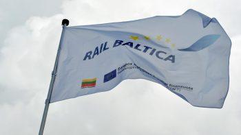 """Lietuva užtikrins """"Rail Baltica"""" įgyvendinimą koordinuojančios įmonės finansavimą"""