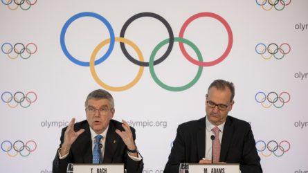 TOK prezidentas T. Bachas: žaidynių perkėlimo procesas – sudėtinga dėlionė su begale detalių