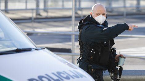 Vyriausybė pritarė patikslintam Civilinės saugos įstatymui
