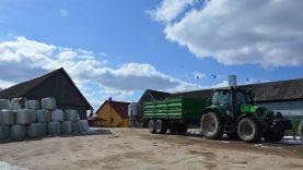 Traktorių techninė apžiūra atidėta iki karantino pabaigos
