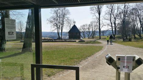 Sustiprinti saugumo reikalavimai kultūriniuose rezervatuose, parkuose ir kitose viešose erdvėse