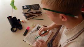Video: Iššūkis – nuotolinis mokymas – priimtas!