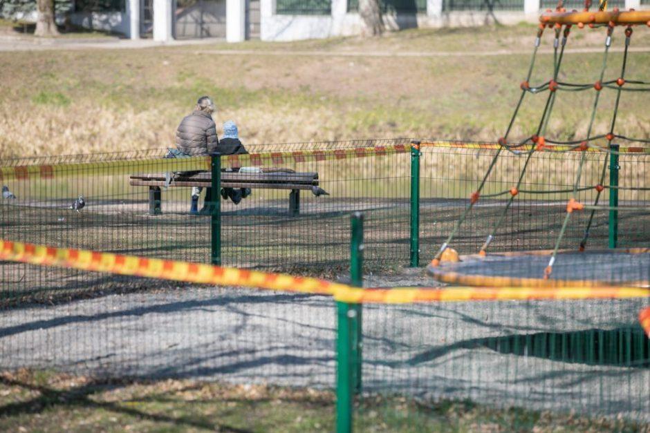 Vilniečiui saugumui aptveriamos visos sostinės aktyvios laisvalaikio erdvės