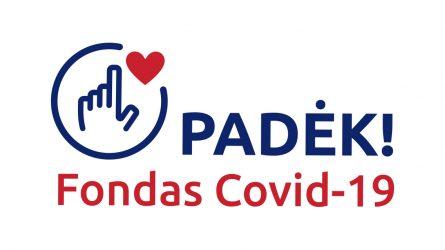 COVID-19 fondas: plaučių ventiliavimo aparatai pasiekė Lietuvą