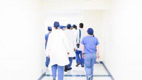 Į Ukmergę išsiųsta asmens apsaugos priemonių medikams siunta