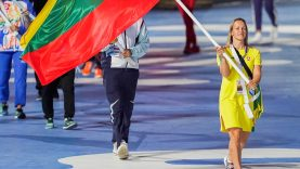 Oficialiai paskelbta nauja Tokijo olimpinių žaidynių data