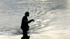 Priminimas žvejams mėgėjams