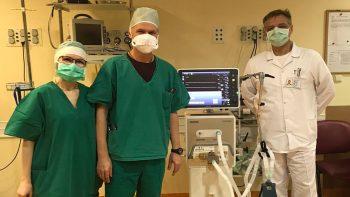 COVID-19 fondas: nauji pirkimai  ligoniams ir medikams