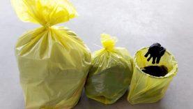 ARATC parūpino specialius maišus užkrėstoms atliekoms