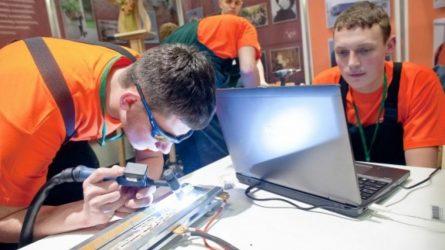 Atnaujintas profesinio mokymo įstaigų tinklo pertvarkos planas