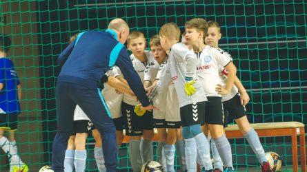 Marijampolė City U10 komanda dalyvavo Wigry Cup 2020 Lenkijoje