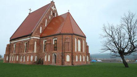 Sakralioje Zapyškio Šv. Jono Krikštytojo bažnyčios erdvėje – įžūlūs poelgiai