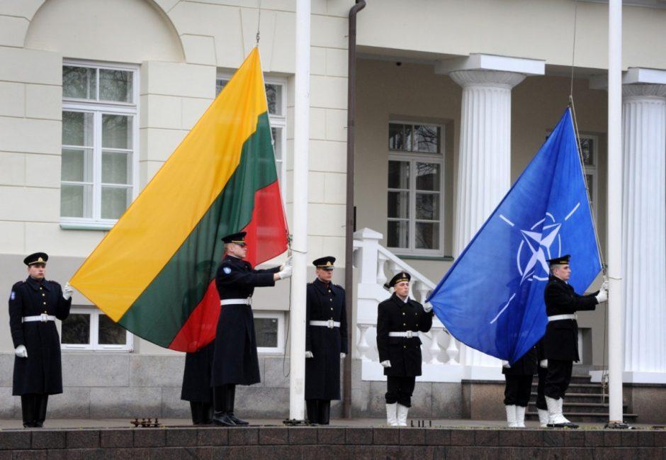 Jau šešiolika metų esame galingiausioje pasaulyje gynybinėje sąjungoje – NATO