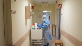 Šiaulių mieste skelbiama gripo epidemija