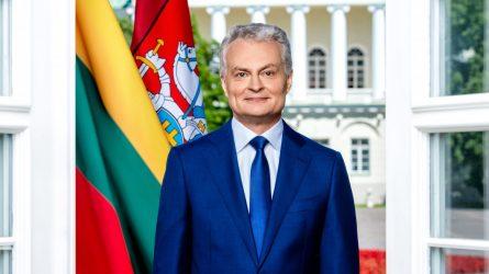 Lietuvos Respublikos Prezidento Gitano Nausėdos sveikinimas Kovo 11-osios proga