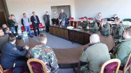 Kauno rajono savivaldybei į pagalbą atskubėjo šauliai ir ugniagesiai, už pastangas dėkoja kitų savivaldybių gyventojai