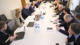 Naujausios rekomendacijos dėl koronaviruso grėsmės Šiaulių mieste