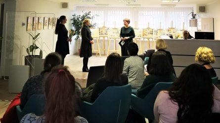 Lietuvių kalbos dienos apibendrintos parodoje