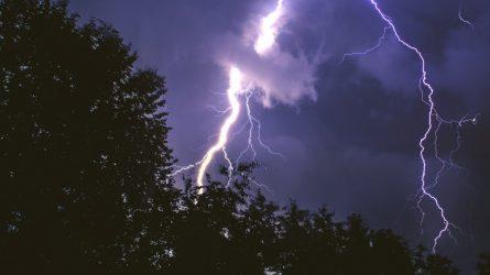 Hidrometeorologų prognozėmis, Lietuvoje daugės lietaus poplūdžių ir sausrų