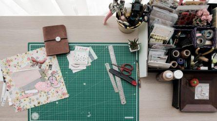 Internetinės parduotuvės, padedančios prekiauti rankdarbiais