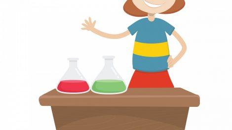 Moksliniai eksperimentai vaikams