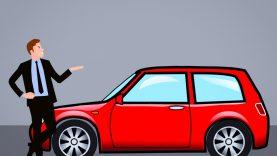 Naudoto automobilio pirkimas