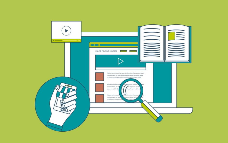 Mokymo procesas keliasi į virtualią erdvę