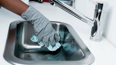 Nuo virusų gali apsaugoti paprasčiausia patalpų higiena