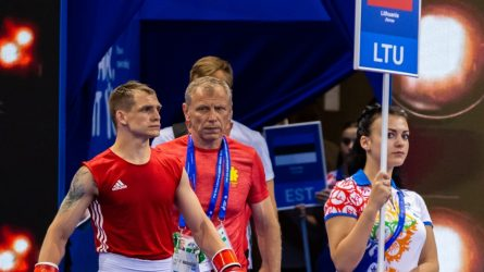 Iš olimpinės atrankos tuščiomis grįžę boksininkai – nusivylę, bet nepalaužti