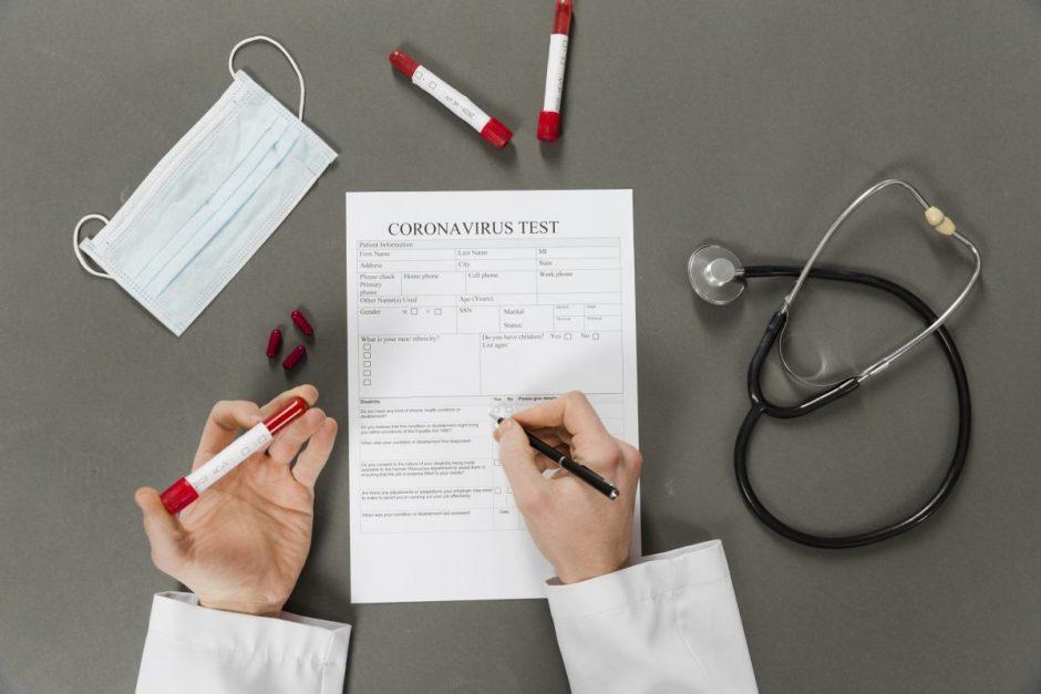 Raseinių karščiavimo klinika jau priima pirmuosius pacientus