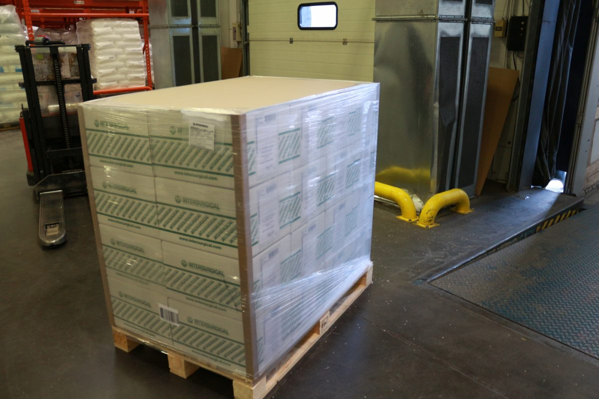COVID-19 FONDAS: 6000 vnt. respiratorių iškeliavo į šalies ligonines