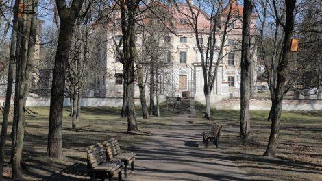 Sapiegų parko atgaivinimui bus skelbiamas architektūros konkursas