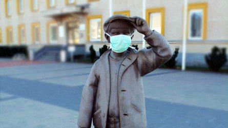 Varėnos rajone nustatytas pirmasis koronaviruso (COVID-19) atvejis