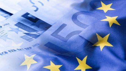 Euro grupėje – bendras šalių ekonominis atsakas į COVID-19 krizę