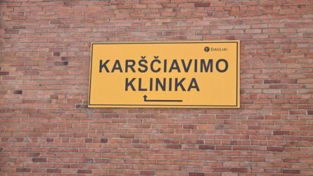 Jau teikiamos karščiavimo klinikos paslaugos Joniškio rajono gyventojams!
